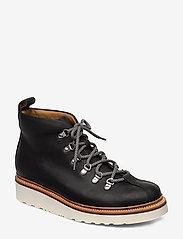 Grenson - BOBBY - veter schoenen - black - 0