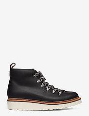 Grenson - BOBBY - veter schoenen - black - 1