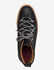 Grenson - BOBBY - veter schoenen - black - 3