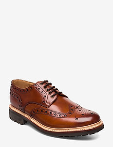 ARCHIE - brogues - tan