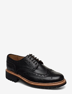 ARCHIE - brogues - black