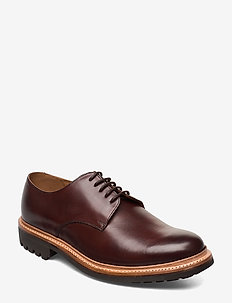 CURT - laced shoes - brown