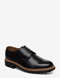 CURT - laced shoes - black