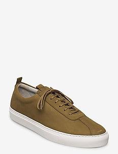 SNEAKER 1 - laag sneakers - olive