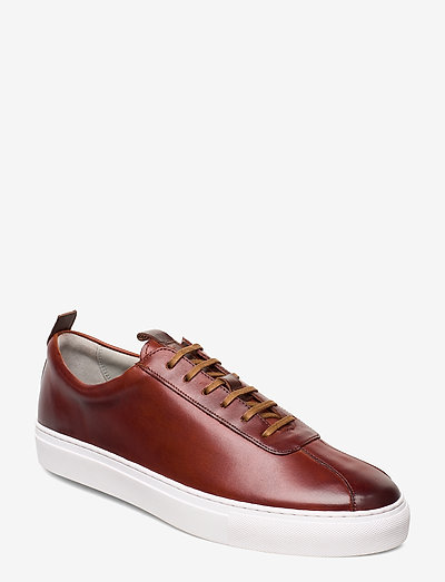 SNEAKER 1 - låga sneakers - tan