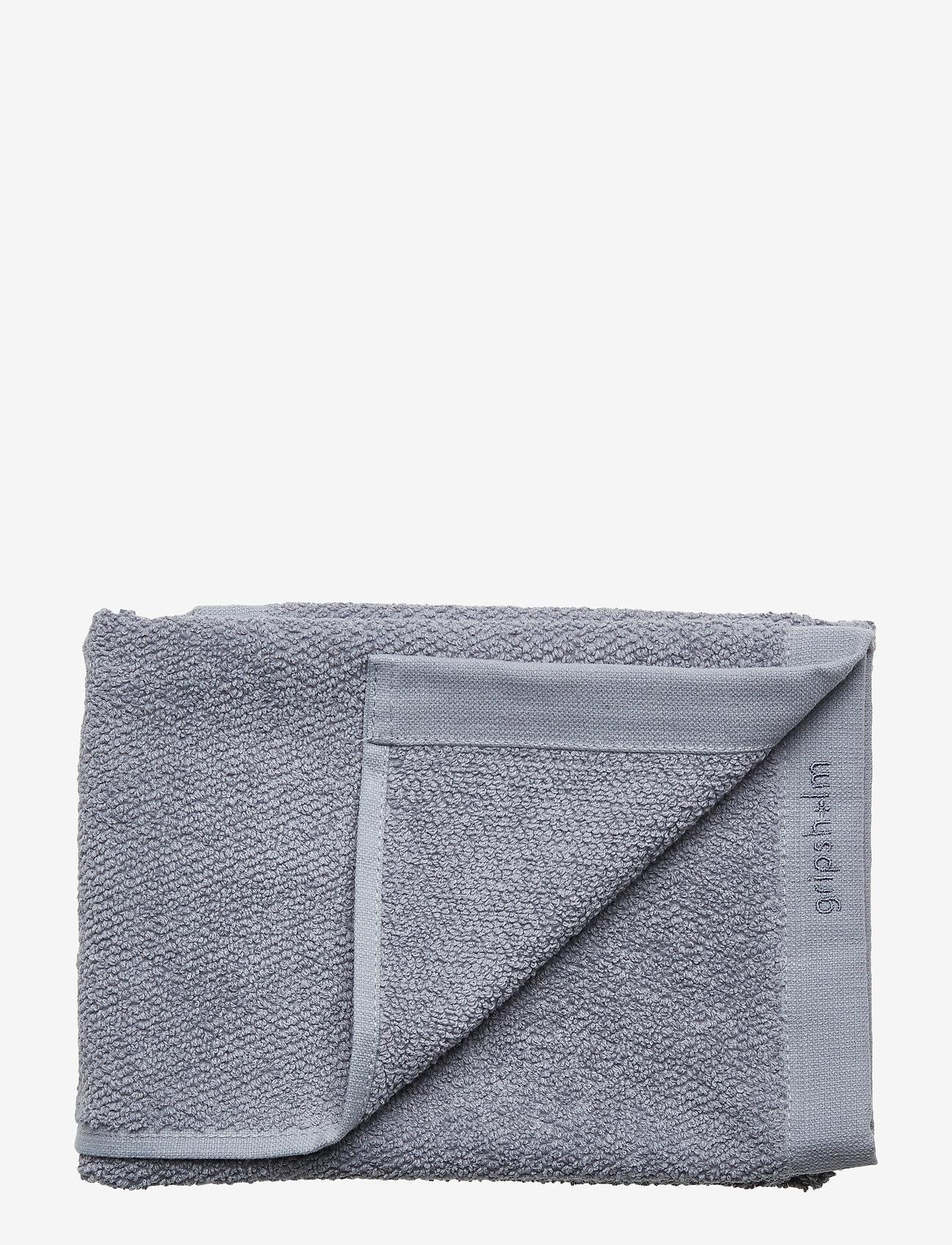 Gripsholm - TOWEL COTTON LINEN - towels - blue winds - 0