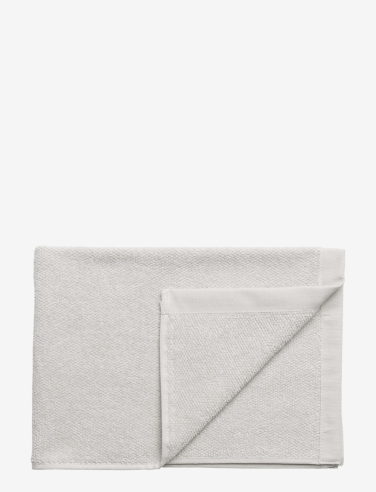 Gripsholm - TOWEL COTTON LINEN - towels - lunar rock - 0