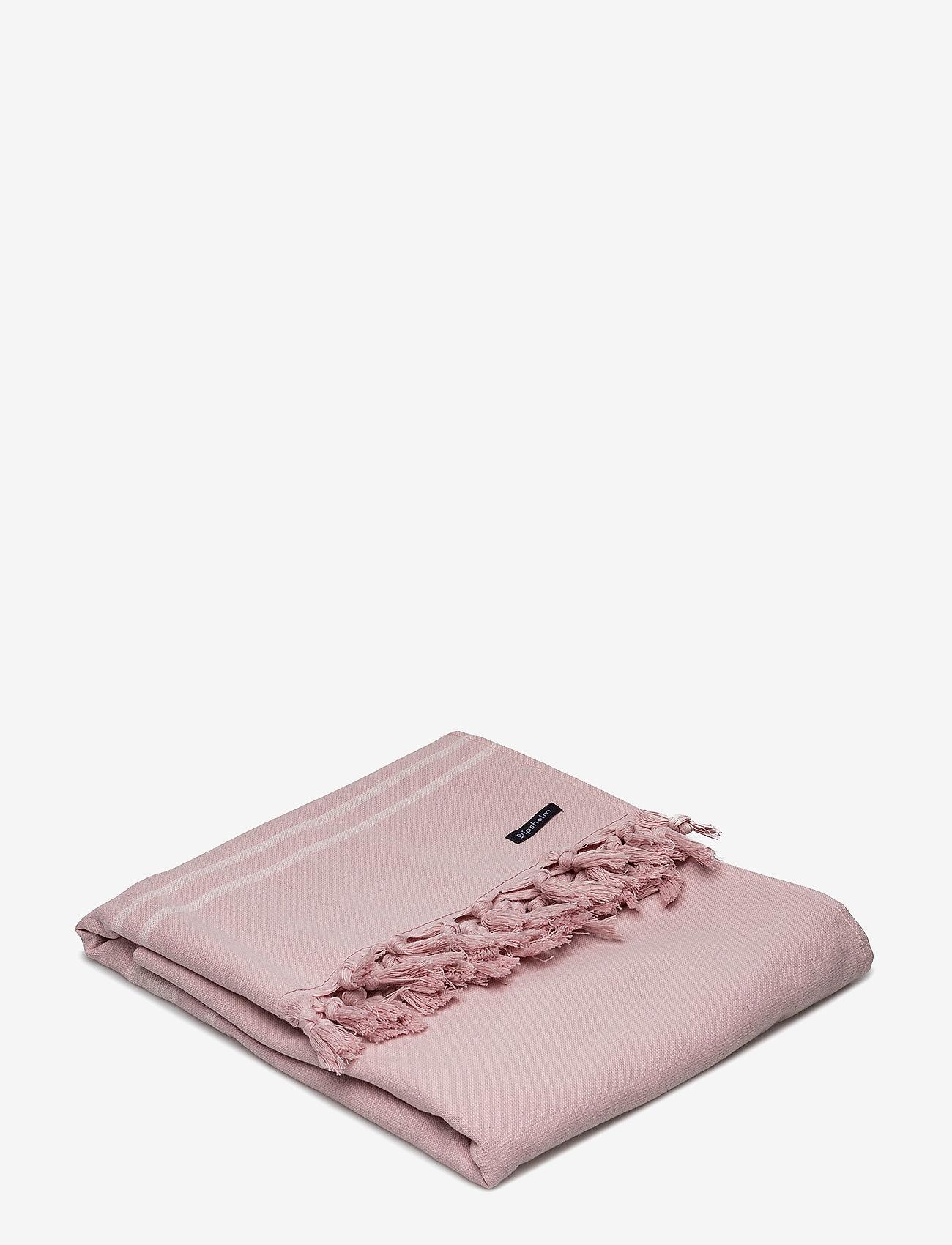 Gripsholm - TOWEL HAMAM - towels - pink lilac - 0