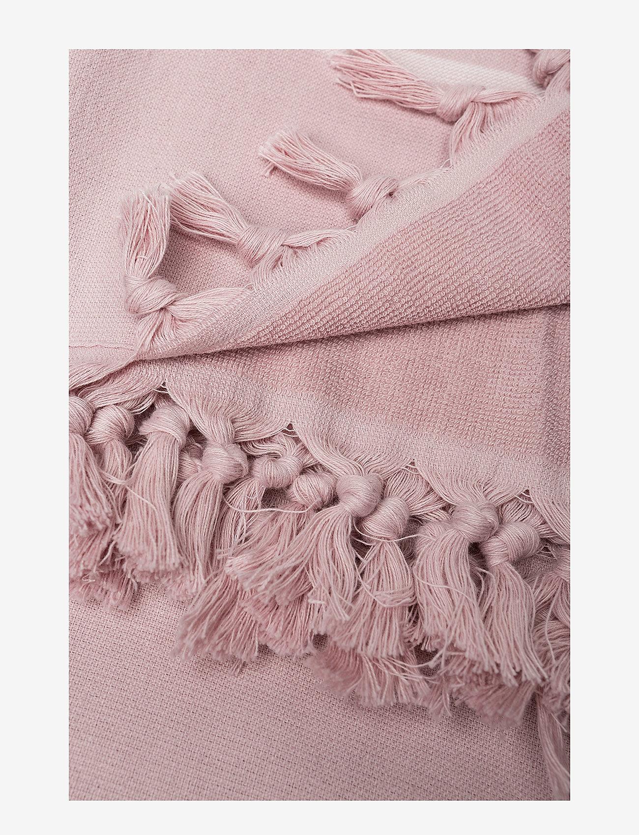 Gripsholm - TOWEL HAMAM - towels - pink lilac - 1