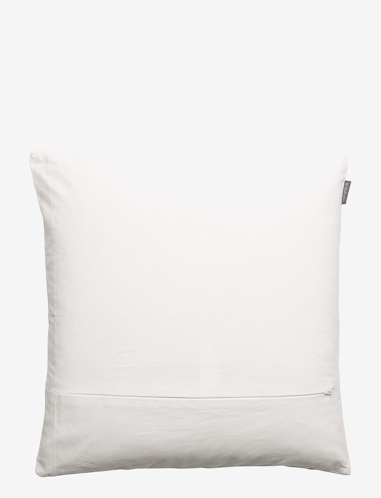 Gripsholm - CUSHION COVER AMETIST - cushion covers - medium grey
