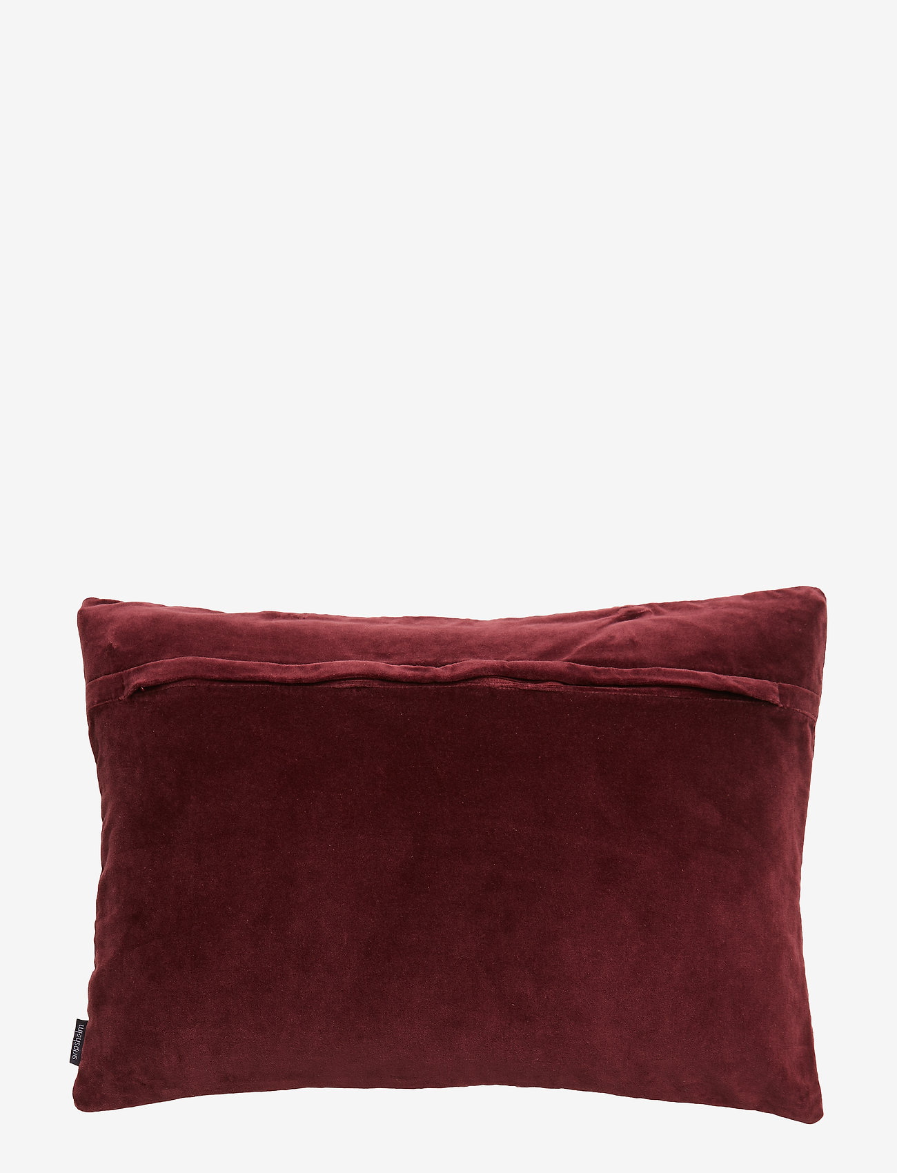 Gripsholm CUSHION COVER INA GOTS - Salon WINE - Akcesoria