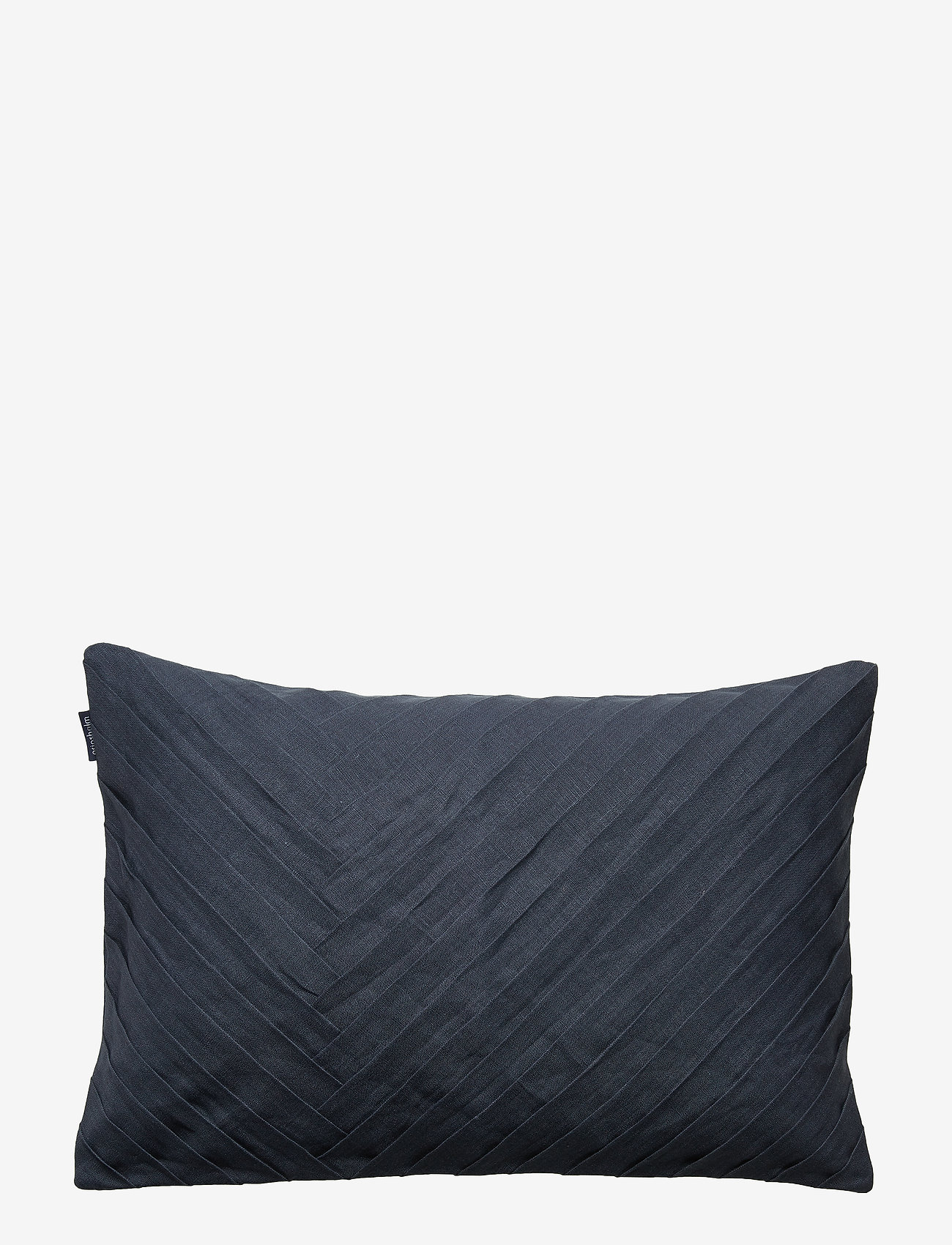 Gripsholm - CUSHION COVER ISAK - tyynyliinat - ombre blue