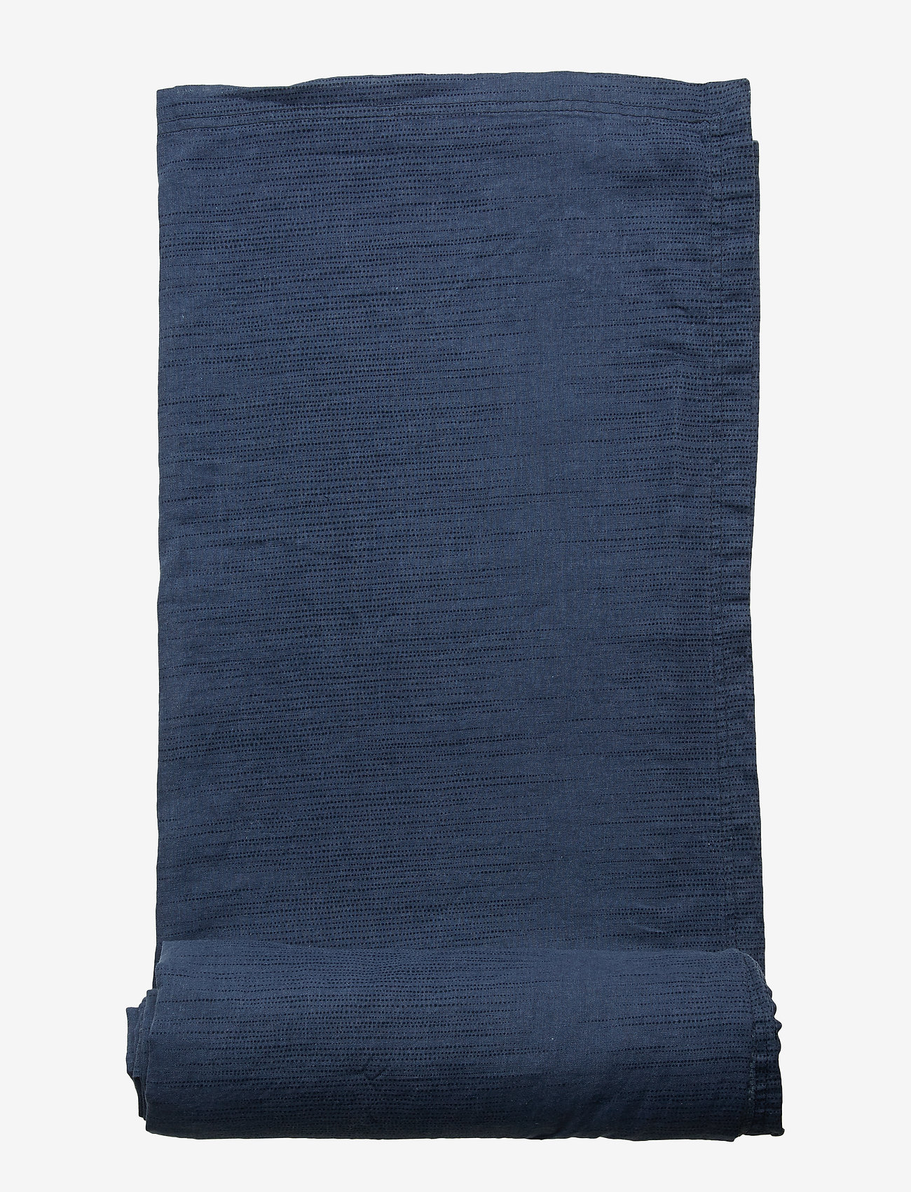 Gripsholm - TABLE CLOTH LEO - obrusy - blue - 0
