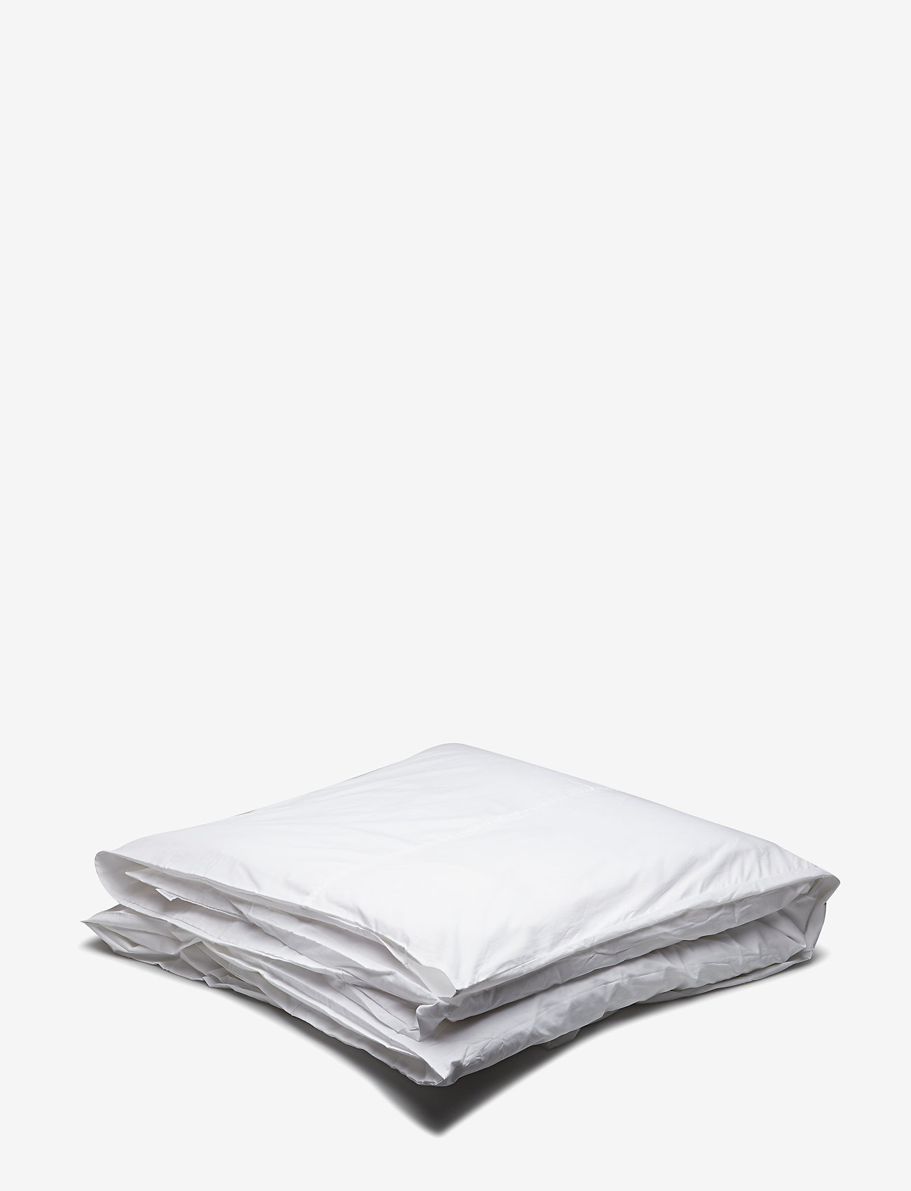 Gripsholm - QUILT COVER ECO PERCALE SELMA - tyynyt & peitot - white