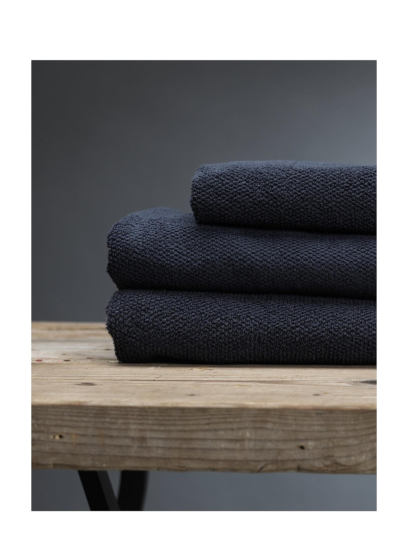 Gripsholm - TOWEL COTTON LINEN - towels - ombre blue - 0
