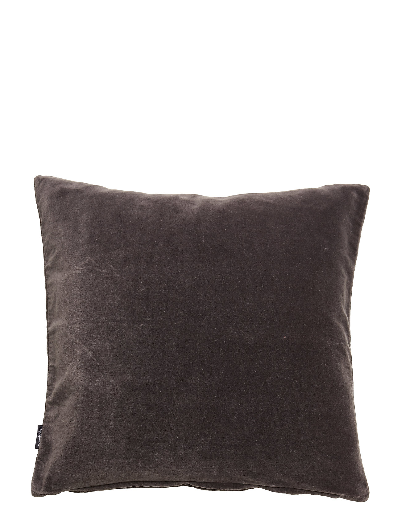 Gripsholm CUSHION COVER AVA GOTS - ANTHRACITE