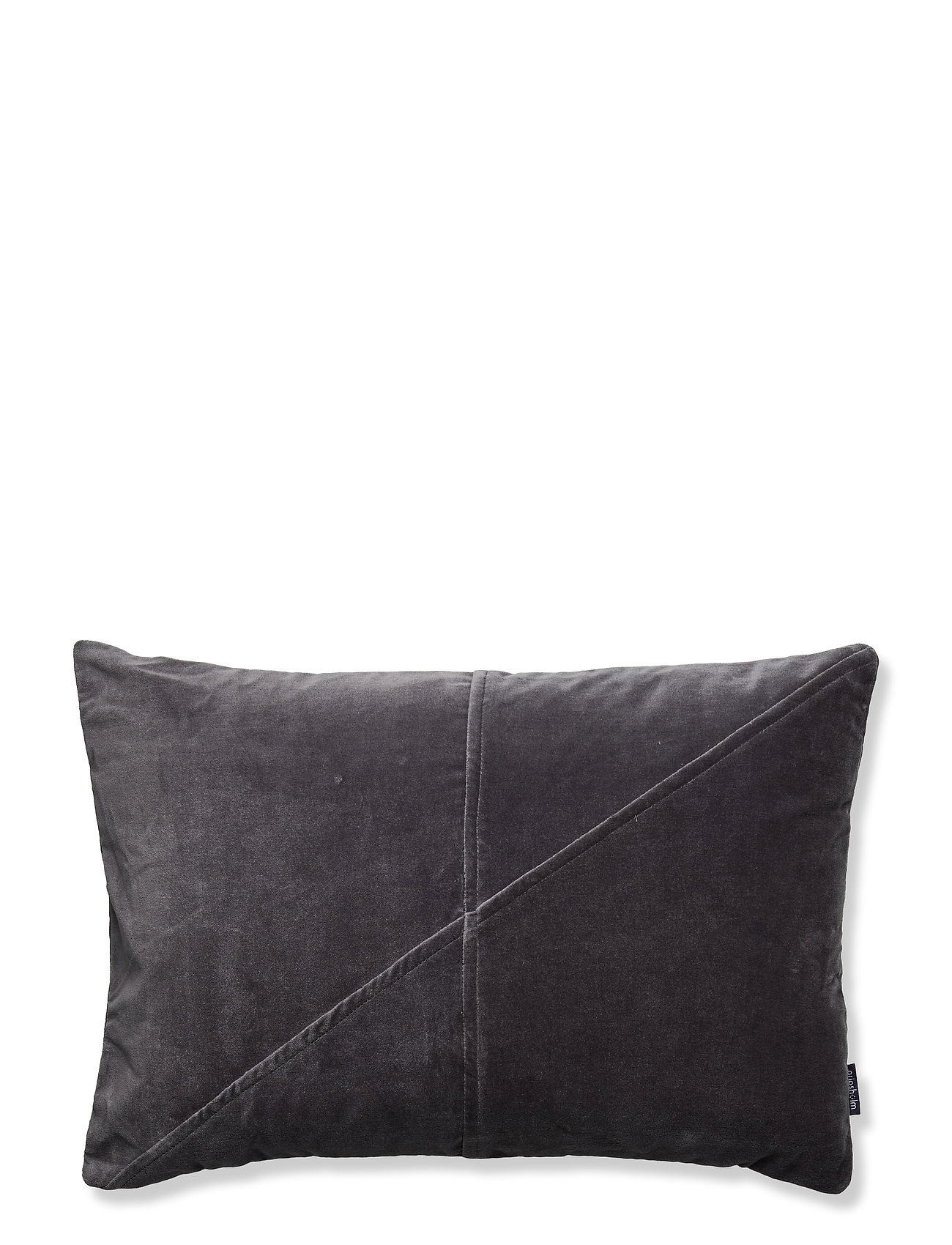 Gripsholm CUSHION COVER WALTER GOTS - ANTHRACITE