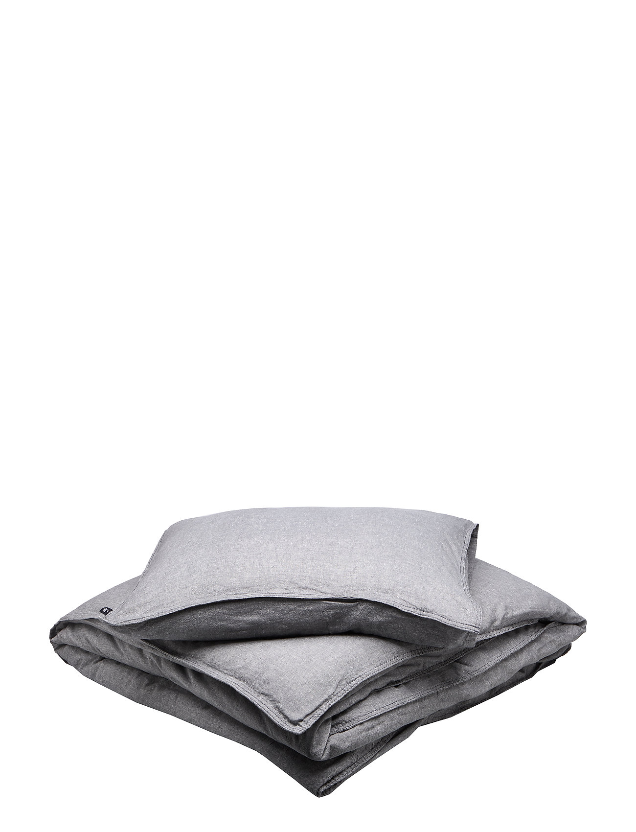 Gripsholm BED SET CHAMBREY EDGAR - DARK GREY