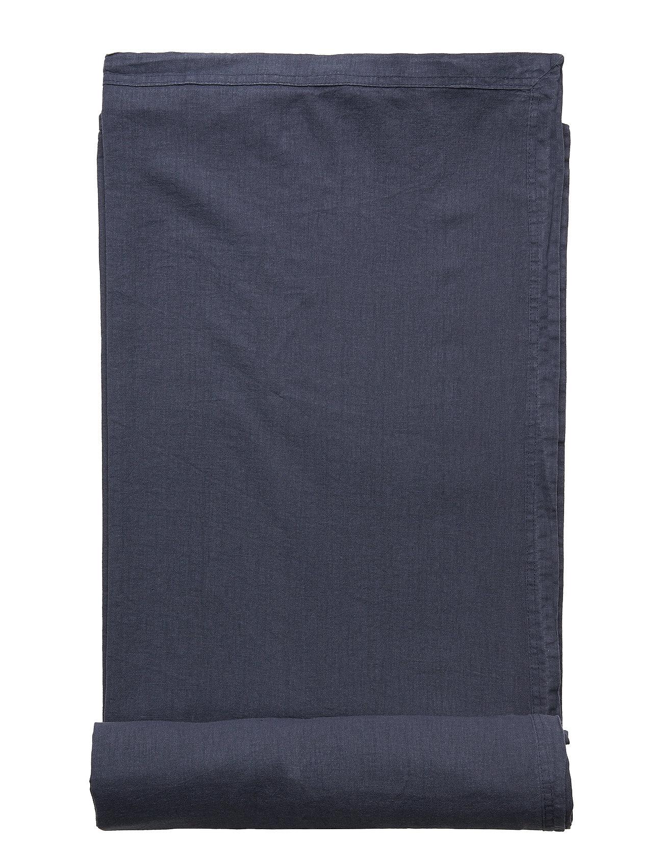 Gripsholm TABLE CLOTH LINEN BLEND - OMBRE BLUE