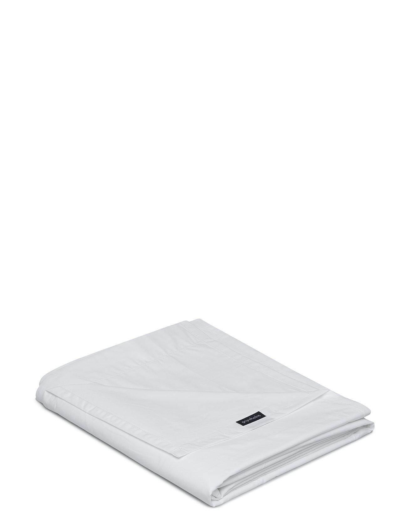 Gripsholm FLAT SHEET PERCALE - WHITE