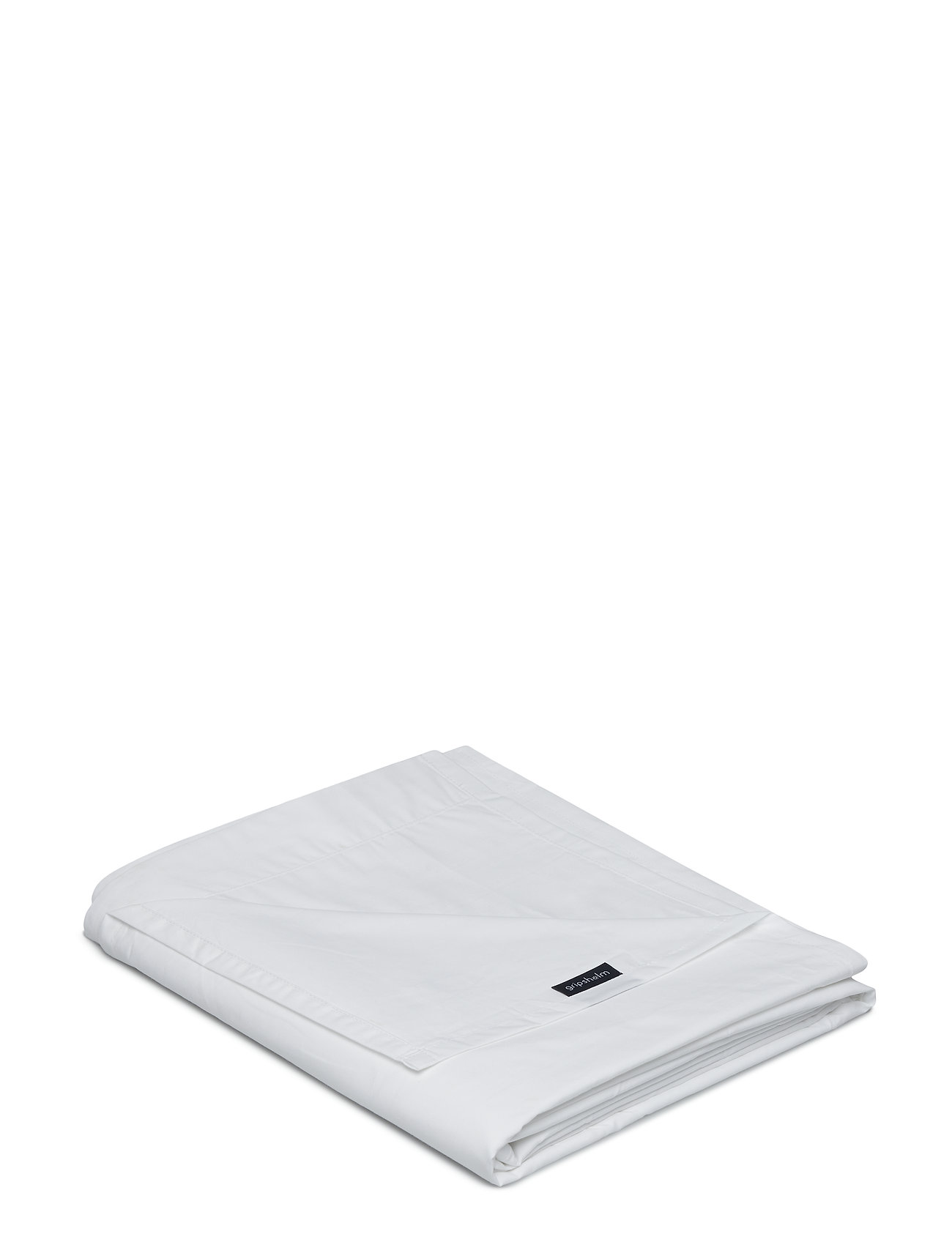 Gripsholm FLAT SHEET ECO PERCALE - WHITE