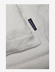 Gripsholm - Quilt Cover Washed Linen - dynebetræk - lunar rock - 1
