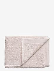 Gripsholm - TOWEL COTTON LINEN - towels - pale pink - 1