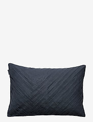 Gripsholm - CUSHION COVER ISAK - tyynyliinat - ombre blue - 0