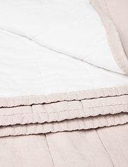 Gripsholm - BED RUNNER LINEN BLEND - sprei - linnen beige - 1