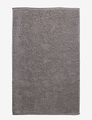 Gripsholm - BATH MAT TERRY SIGRID - bath rugs - grey - 0