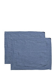 Placemat Washed Linnen 2-pack