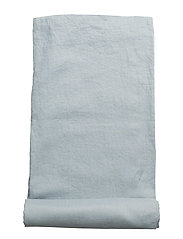 Table Cloth Washed Linen - PETROL