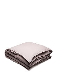 Quilt Cover Washed Linen - MISTY PURPLE
