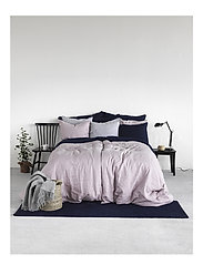 Gripsholm - Quilt Cover Washed Linen - dynebetræk - misty purple - 1