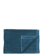 TOWEL COTTON LINEN - DARK PETROL