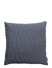 CUSHION COVER QUILTED - OMBRE BLUE
