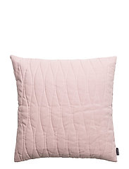 CUSHION COVER QUILTED - PINK LILAC