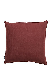 CUSHION COVER - WINE