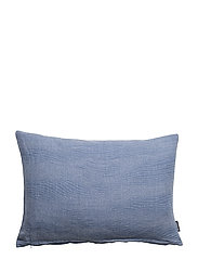 CUSHION COVER LINEN SAFIR - VINTAGE INDIGO