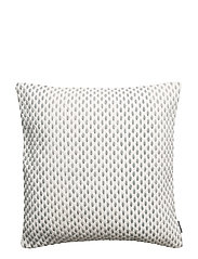CUSHION COVER GRANAT - MEDIUM GREY