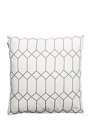 CUSHION COVER AMETIST - MEDIUM GREY