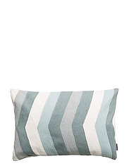 CUSHION COVER RUBIN - DARK PETROL
