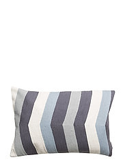 CUSHION COVER RUBIN - OMBRE BLUE