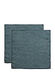 NAPKIN WASHED LINEN - DARK PETROL