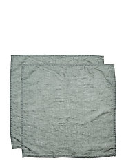 NAPKIN WASHED LINEN - LILY GREEN