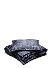 BED SET SATIN LOVIS - MIDNIGHT BLUE