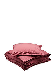 BED SET VINTAGE GOTS - ROUGE