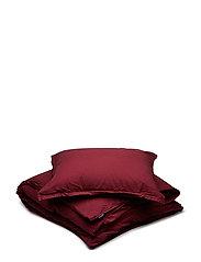 BED SET VINTAGE GOTS - WINE