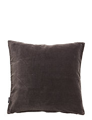 CUSHION COVER AVA GOTS - ANTHRACITE