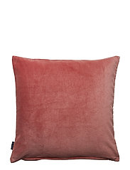 CUSHION COVER AVA GOTS - ROUGE